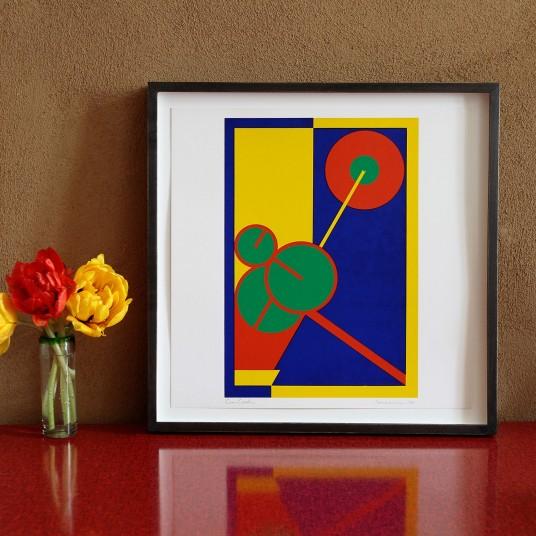 Lou Loeber, artflash