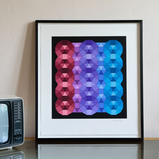 Victor Vasarely, artflash