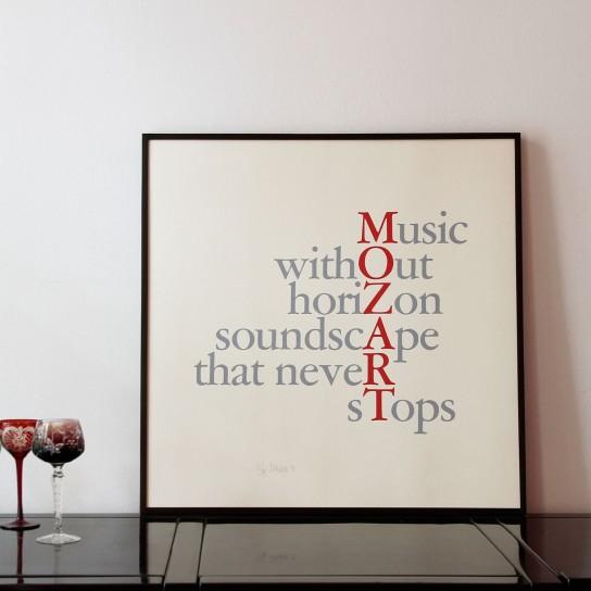 John Cage, Mozart Mix